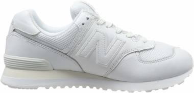 New Balance 574 v2  - White/White (ML574NSF)