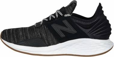 New Balance Fresh Foam Roav Knit - Black/Summer Fog