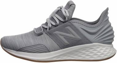 New Balance Fresh Foam Roav Knit - Gunmetal/Summer Fog (MROAVKG)