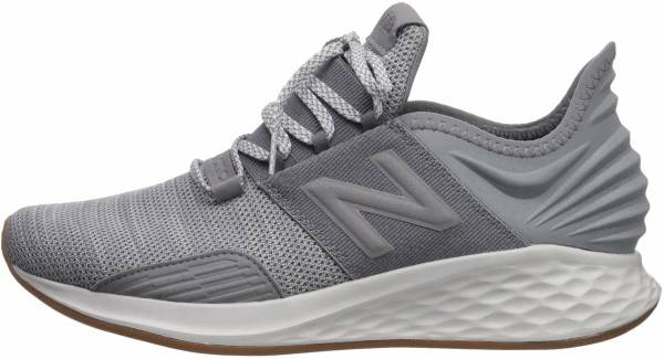 New Balance Fresh Foam Roav Knit - Grey (MROAVKG)