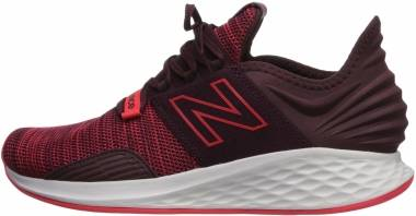 New Balance Fresh Foam Roav Knit - Henna/Energy Red