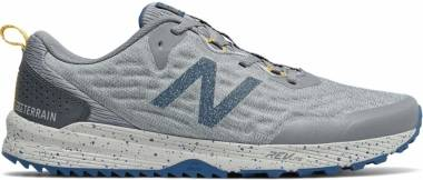 New Balance Nitrel v3 - Grey/Blue (MTNTRLN3)