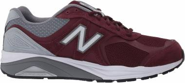 New Balance 1540 v3 - Burgundy/Grey (M1540BG3)