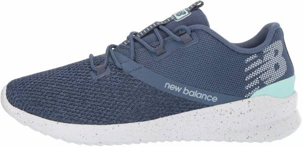 New Balance Cush+ District Run - Blue