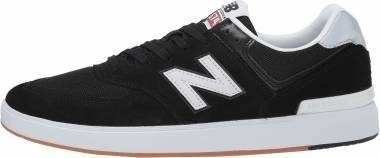 New Balance AM574 - Black/White 1