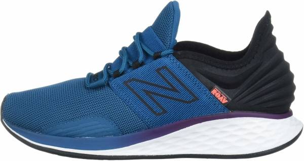 New Balance Fresh Foam Roav Boundaries - Dunkeles Neptun Schwarz
