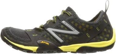 New Balance Minimus Trail 10 - Grey/Yellow (MT10GG)