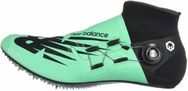 New Balance Vazee Sigma Harmony - Neon Emerald/Black