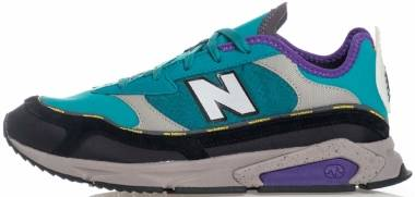 New Balance X-Racer - Teal/Black/Green (MSXRCHSC)