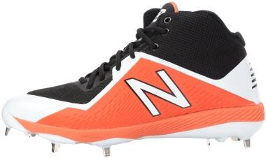 New Balance 4040 v4 Mid - Black with Orange (M4040BO4)