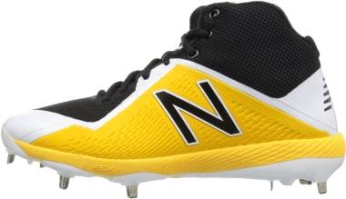 New Balance 4040 v4 Mid - Black/Yellow