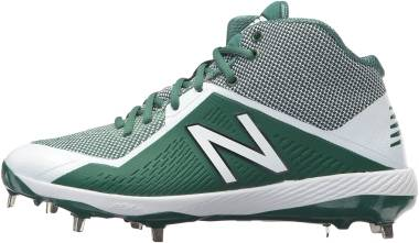New Balance 4040 v4 Mid - Green with White (M4040TG4)