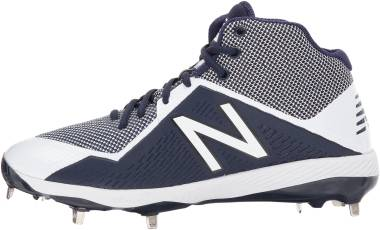 New Balance 4040 v4 Mid - Blu Navy Bianco (M4040TN4)