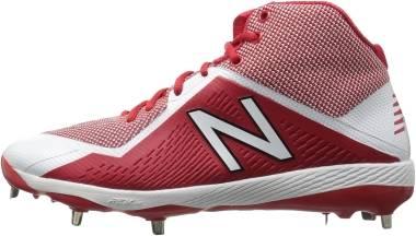 New Balance 4040 v4 Mid - Red/White (M4040TR4)