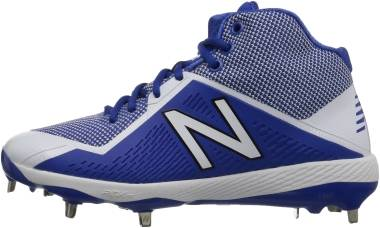 New Balance 4040 v4 Mid - Royal/White (M4040TB4)