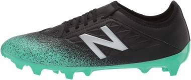 New Balance Furon Pro V5 Firm Ground  - Neon Emerald/Black/Silver (MSFDFNB5)