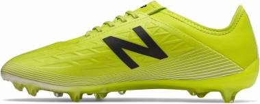 New Balance Furon Pro V5 Firm Ground  - Sulphur/Phantom/White (MSFMFSP5)