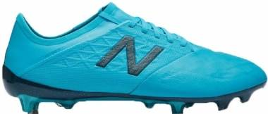 New Balance Furon Pro V5 Firm Ground  - Blau