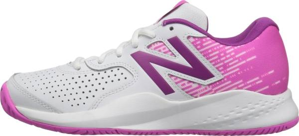 New Balance 696 v3 - Multicolore White Pink (C696WP3)