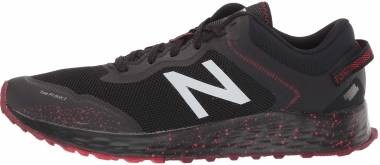 New Balance Fresh Foam Arishi Trail - Black/Team Red/Nb Scarlet