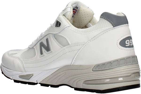 sneakers uomo new balance bianche