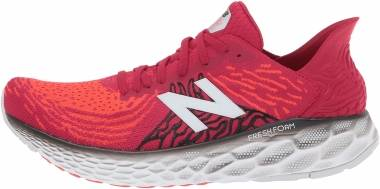New Balance Fresh Foam 1080 v10 - Neo Purpur Neo Flamme