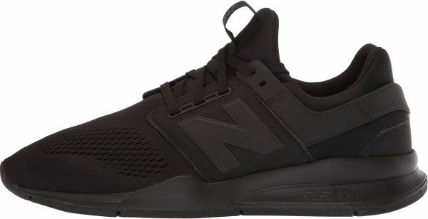 New Balance 247 v2 - Black Black Black Ek (MS247EK)