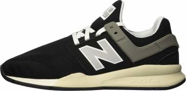 New Balance 247 v2 - Black/Bone