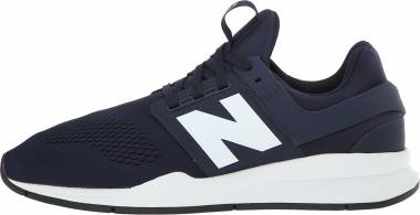 New Balance 247 v2 - Pigment/White Munsell (MS247EN)