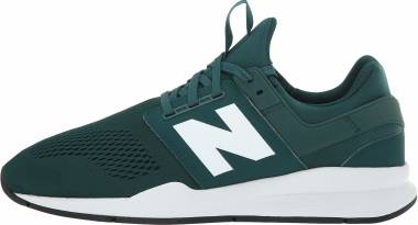 New Balance 247 v2 - Deep Jade/White (MS247EC)