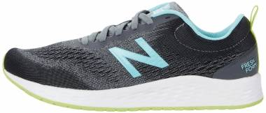 New Balance Fresh Foam Arishi v3 - Black/Lemon Slush (WARISSC3)