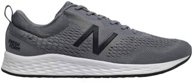 New Balance Fresh Foam Arishi v3 - Gris Gunmetal (MARISLG3)