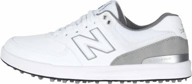 New Balance 574 Greens - White (W574GWT)