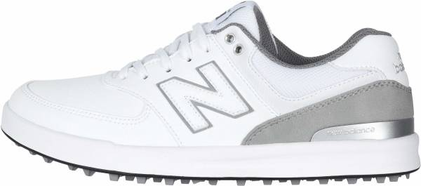 New Balance 574 Greens - White (W574GWT)