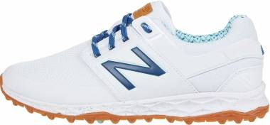 New Balance Fresh Foam LinksSL - White/Blueprint (W4000WBP)