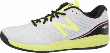 New Balance 796 v2 - White/Lemon Slush (CH796PE)
