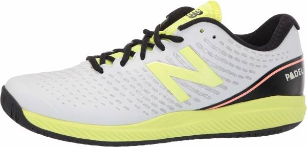 New Balance 796 v2 - White Lemon Slush Ginger Pink