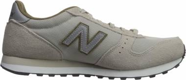 New Balance 311 - Grey with Green (ML311SNG)