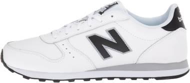 New Balance 311 - White/Black (ML311WLK)