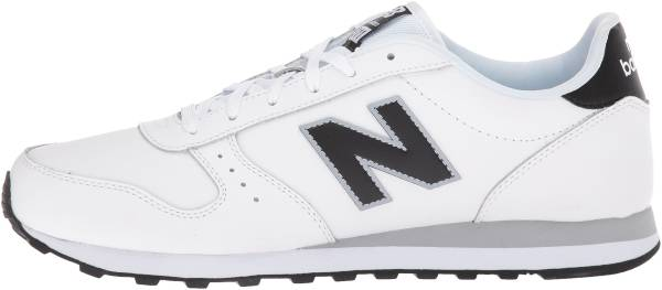 New Balance 311 sneakers in white blue (only $50)   RunRepeat