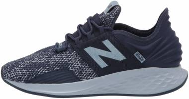 New Balance Fresh Foam Roav City Grit - Blue (MROAVRN)