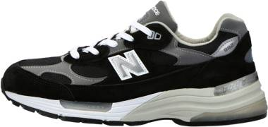 New Balance 992 - Black/Grey (M992EB)
