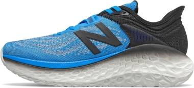 New Balance Fresh Foam More v2 - Vision Blue/Black