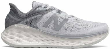 New Balance Fresh Foam More v2 - Light Aluminum/Steel (MMORGG2)