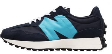 New Balance 327 - Blue (MS327FD)