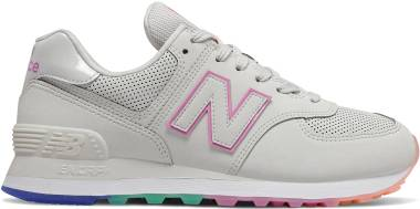 New Balance 574 Outer Glow - Grey (WL574SOL)