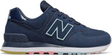 New Balance 574 Outer Glow - Natural Indigo/Bali Blue (WL574SON)