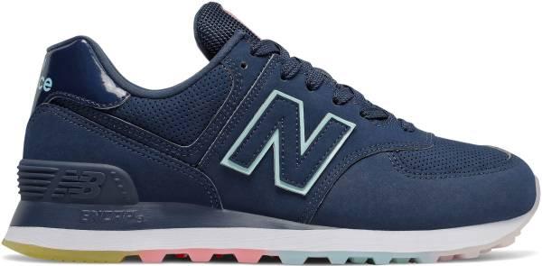 New Balance 574 Outer Glow - Natural Indigo/Bali Blue (WL574SON)