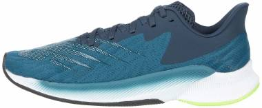 New Balance FuelCell Prism - Jet Stream/Lime Glo (MFCPZGW)