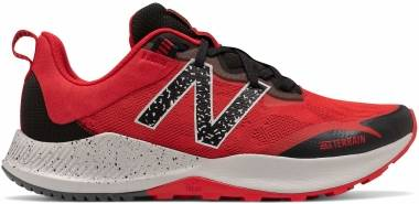 New Balance Nitrel V4 - Red/Black (MTNTRRB4)